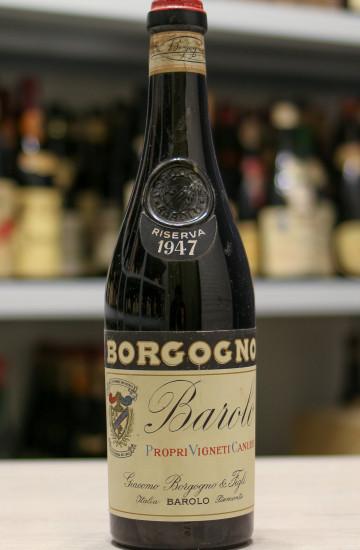 Borolo Borgogno 1947 года