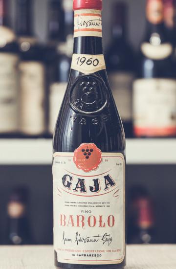 Barolo Gaja 1960
