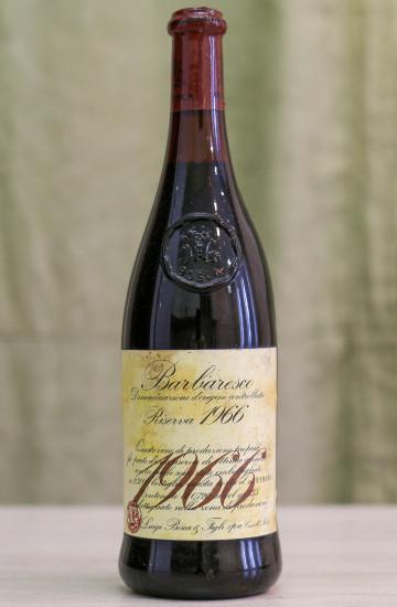 Вино Barbaresco Riserva Luigi Bosca & Figli 1966 года