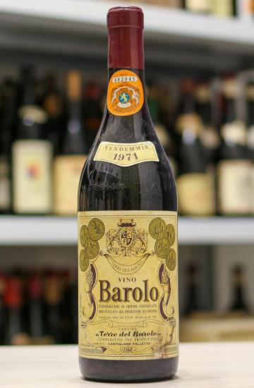 Barolo Terre del Barolo 1971